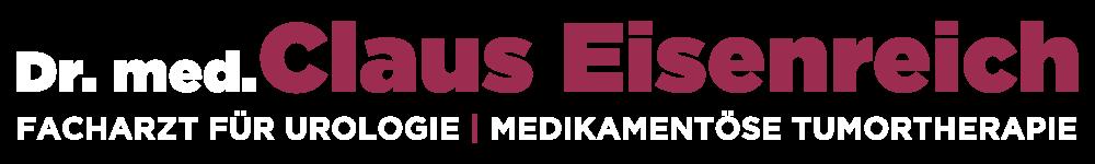 Dr. med. Claus Eisenreich Logo